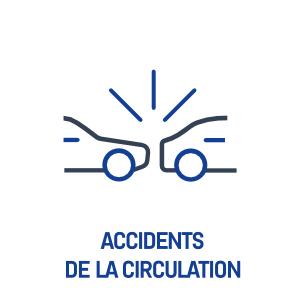 accidents de la circulation