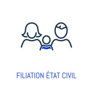 filiation état civil